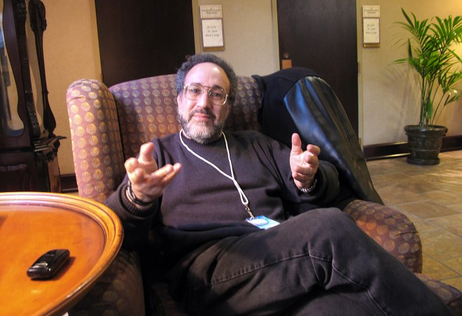 Bruce Iglauer, grunnleggeren av Alligator Records, i 2009.