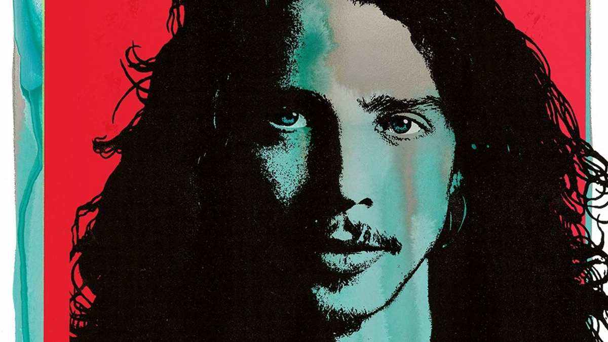 Chris Cornell cover art